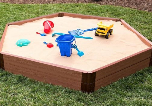 Sandboxes for children