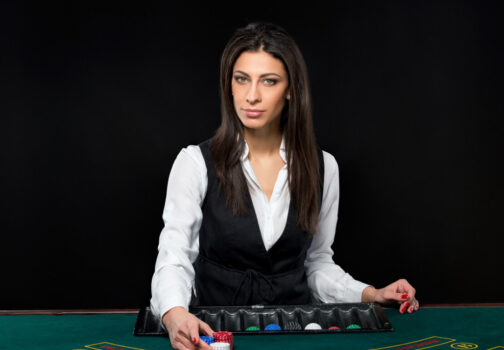 The skills of the best croupiers